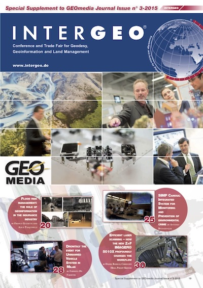 Special Supplement to GEOmedia Journal Issue n° 3-2015